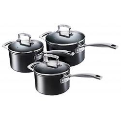 Set 3 casseroles Le Creuset