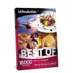 COFFRET WONDERBOX BEST OF...